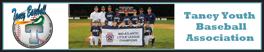 Taney Youth Baseball Association